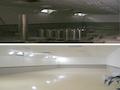 Solatube en gimnasio